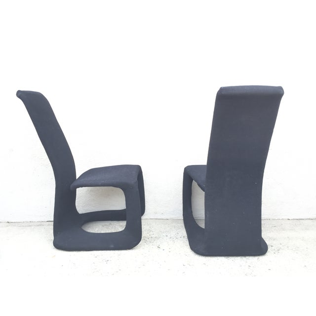 Italian Modern Dining Chairs - Set of 6 - Image 5 of 10