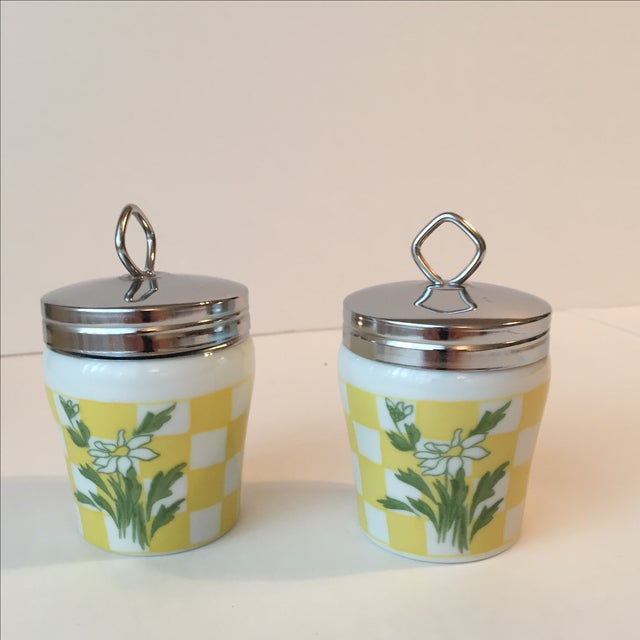 Egg Coddlers - Pair - Image 2 of 11