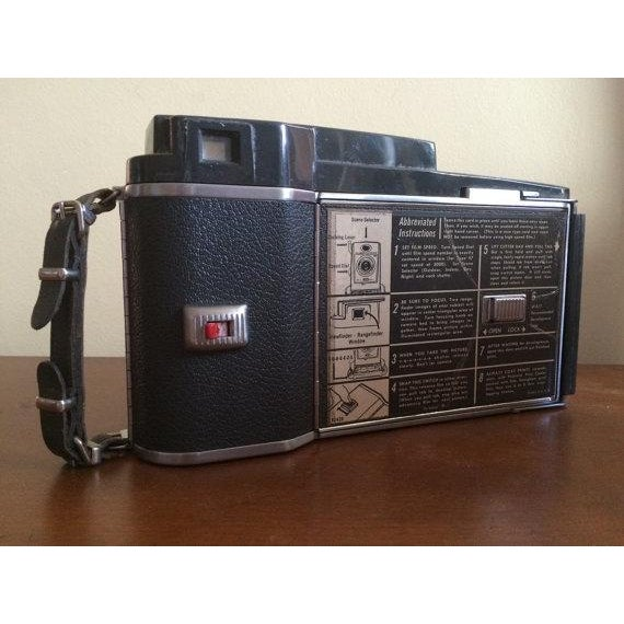 Image of Polaroid 900 Electric Eye Land Camera