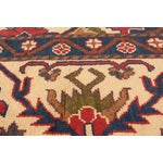 "Image of Finest Kargahi Afghan Tribal Rug - 6'11"" X 9'11"""