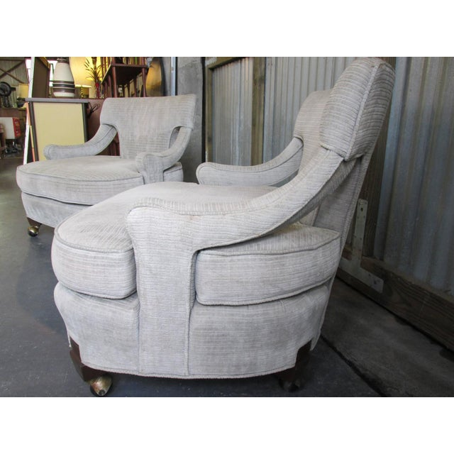 Billy Haines Style Vintage Lounge Chairs - A Pair - Image 9 of 10
