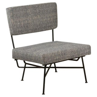 Outdoor Montrose Chair and Ottoman by Lawson-Fenning