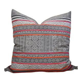 Faaj Hmong Pillow