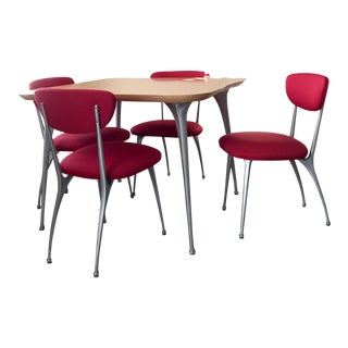 Modernica Impala Dining Table and Chairs