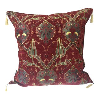 Kilim Patterned Pillow Cover
