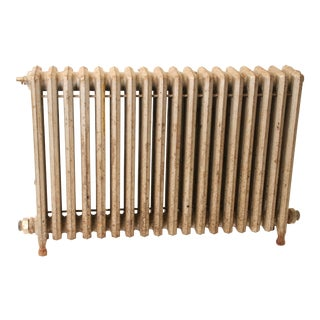 Vintage Cast Iron Radiator by Burnham