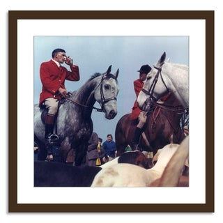 """Fox Hunt,"" Photograph by Chaloner Woods"