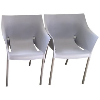 Starck Dr. No Chairs by Kartell - a Pair