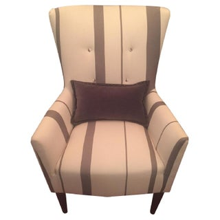 West Elm Victor Wing Chair