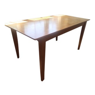 Hand-Made Solid Maple Cottage Table
