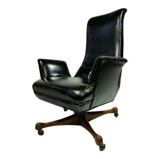 Rare Vladimir Kagan Desk Chair