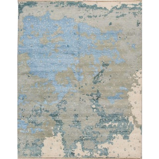Apadana Contemporary Wool Rug - 8' X 10'2""