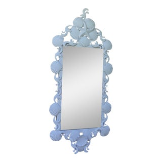 Sea Shells Iron Mirror