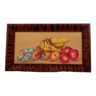 'Still Life With Bananas' Original Painting