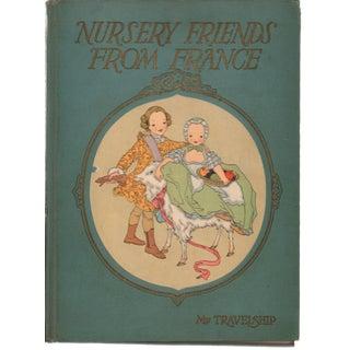 """Nursery Friends from France"" Art Deco Era Book"
