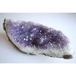 Image of Large Amethyst Crystal Geode