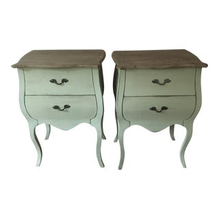 Small Bombay Chests - Pair
