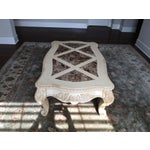Image of Thomasville French Country Coffee Table