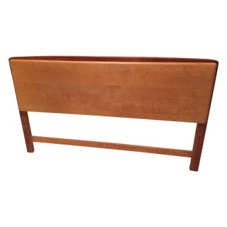 Heywood Wakefield Headboard and Footboard