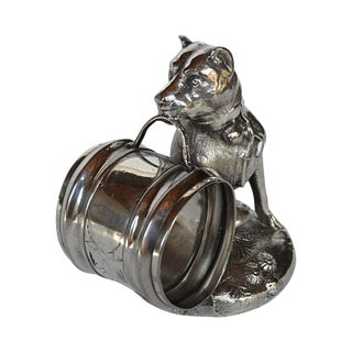 American Staffordshire Terrier Napkin Ring