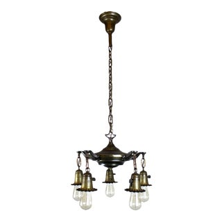 5 Light Original Pan Fixture