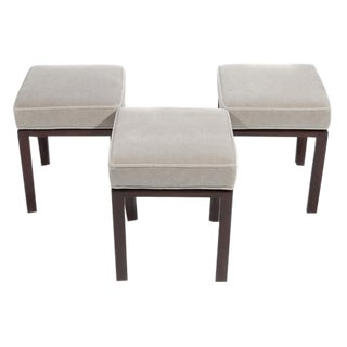 THREE HARVEY PROBBER STOOLS