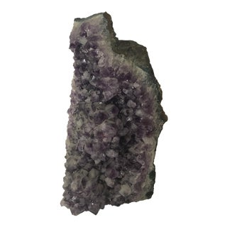 Amethyst Geode Paperweight