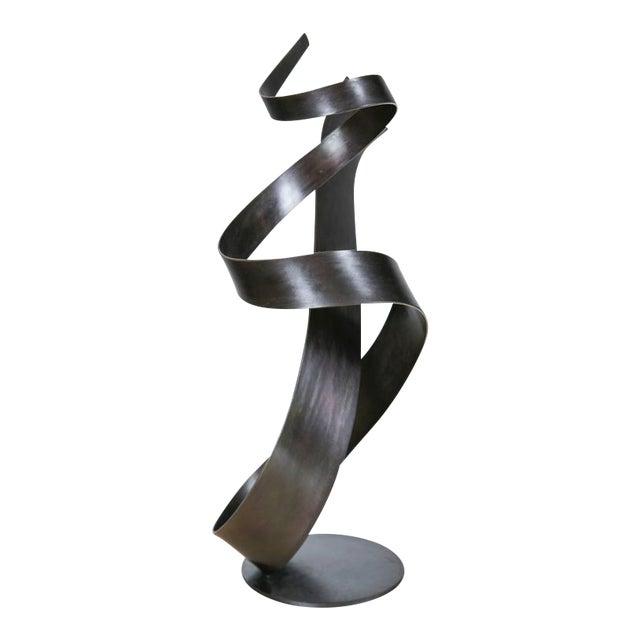 Silhouette by Joe Sorge, Steel Sculpture - Image 1 of 9