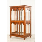 Image of Antique Indian Display Case