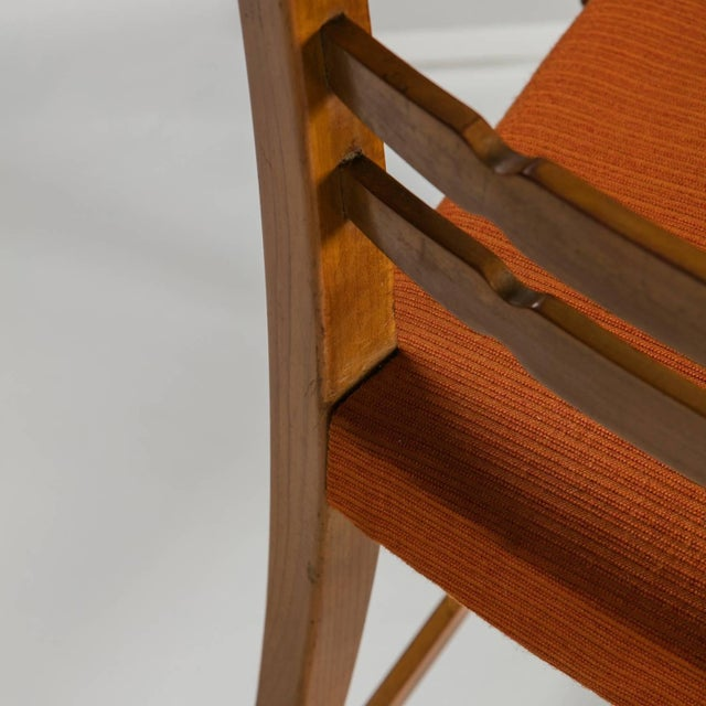 Armchair by Paolo Buffa by Marelli - Image 8 of 10
