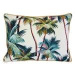 Image of Custom Tropical Coconut Palm Tree Pillow