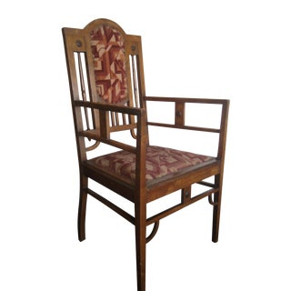 Antique Arts & Crafts Arm Chair