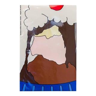 Herman Miller Summer Picnic Ice Cream Sundae Poster