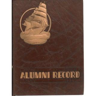 Alumni Record Book