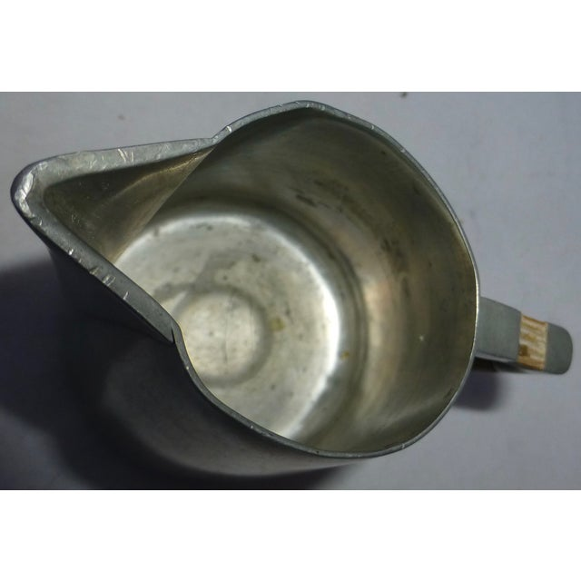 Mid-Century Coffee Pot, Tea Pot & Creamer - S/3 - Image 9 of 9