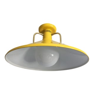 1970s Modern Ceiling Light