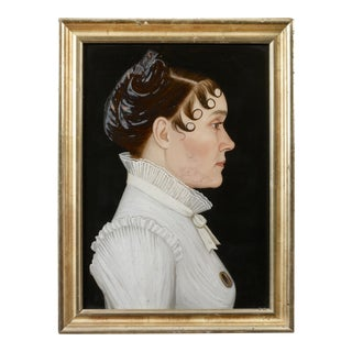 Benjamin Greenleaf Portrait of Mrs. Nancy Wyman-Houghton