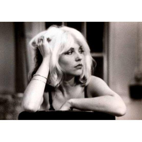 Image of Vintage Original Debbie Harry Signed Photograph