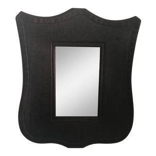 Hand Tooled Frame Mirror