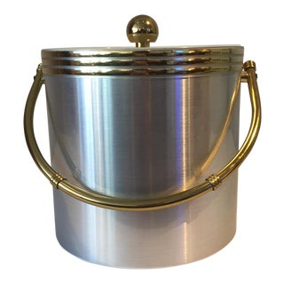Hollywood Silver aRegency Ice Bucket
