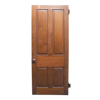 Victorian Style Four Panel Door