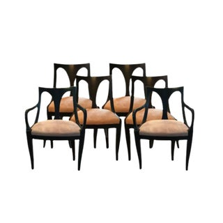 Kindel Belvedere Empire Armchairs & Side Chairs - Set of 6