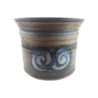 Jardiniere Geometric Pottery