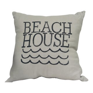 Eastern Accents Beach Living Pillow