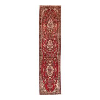 "Apadana - Vintage Persian Rug, 4'2"" x 17'1"""