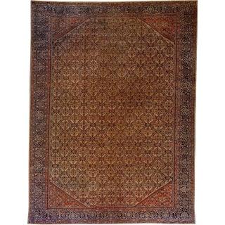 """Antique Sultanabad Persian Carpet - 18'5"""" x 13'9"""""""