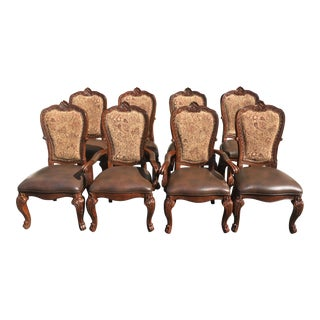 Valencia Dining Chairs - Set of 8