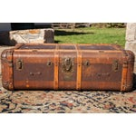 Image of Vintage Indestructo Trunk Coffee Table