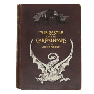 Castle of the Carpathians Book by Jules Verne