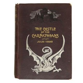 Castle of the Carpathians Book by Jules Verne